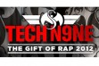 Tech N9ne's Gift Of Rap 2012 - Send Your Donations!