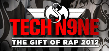 Tech N9ne - Gift Of Rap 2012
