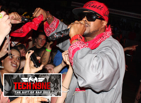 He's BACK - Kutt Calhoun To Perform At 'The Gift Of Rap 2012'