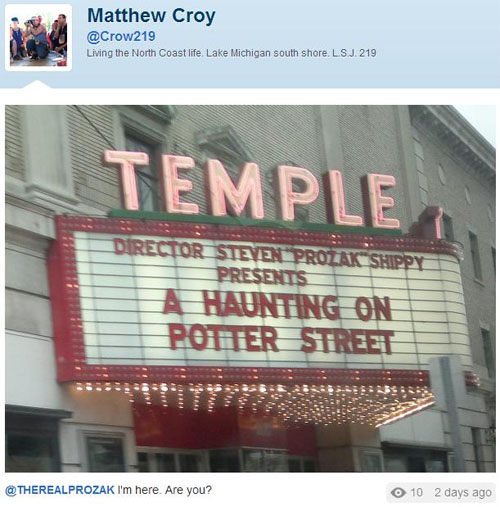 """Fans React To Prozak's """"A Haunting On Potter Street"""" Premiere"""