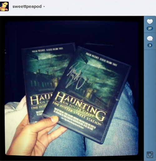 """""""A Haunting On Potter Street"""" Reactions"""