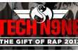 Tech N9ne - The Gift Of Rap 2012