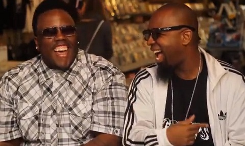Tech N9ne And Krizz Kaliko With HipHopDX