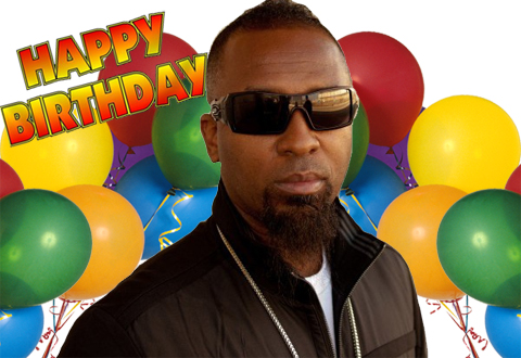 It's A Celebration - Happy Birthday Tech N9ne!