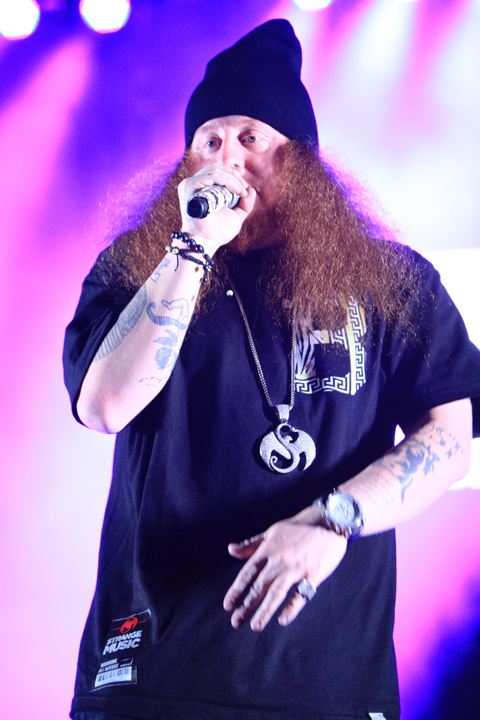 Gift Of Rap 2012 - Rittz Performing Live