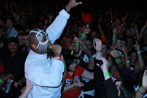 Tech N9ne's Gift Of Rap 2012