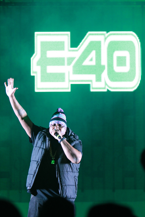 Gift Of Rap 2012 With E-40