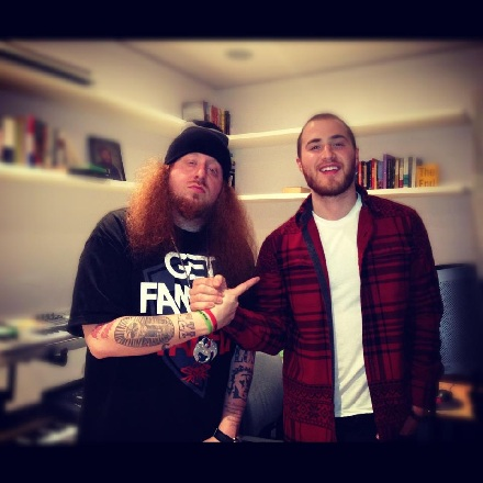 Mike Posner With Rittz