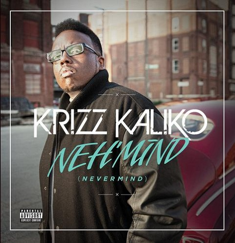 "Krizz Kaliko's ""NEH'MIND"" EP Earns Top 200 Spot"