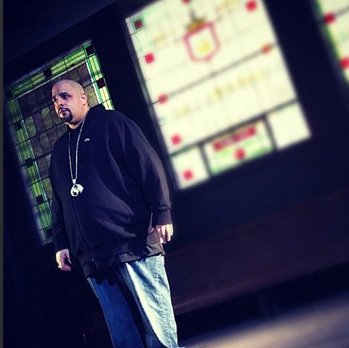 Prozak Music Video Shoot