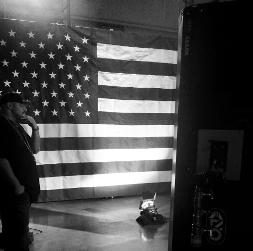 Prozak Video Shoot