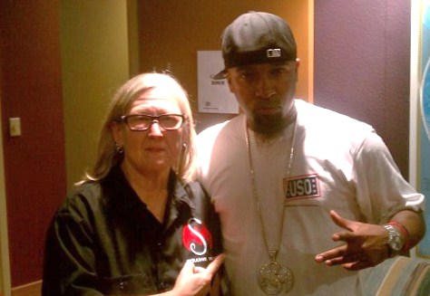 Violet Brown's Favorite Tech N9ne Experience