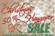 The Christmas Hangover 50% Off Sale 2012