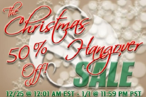 Christmas Hangover 2012 Sale