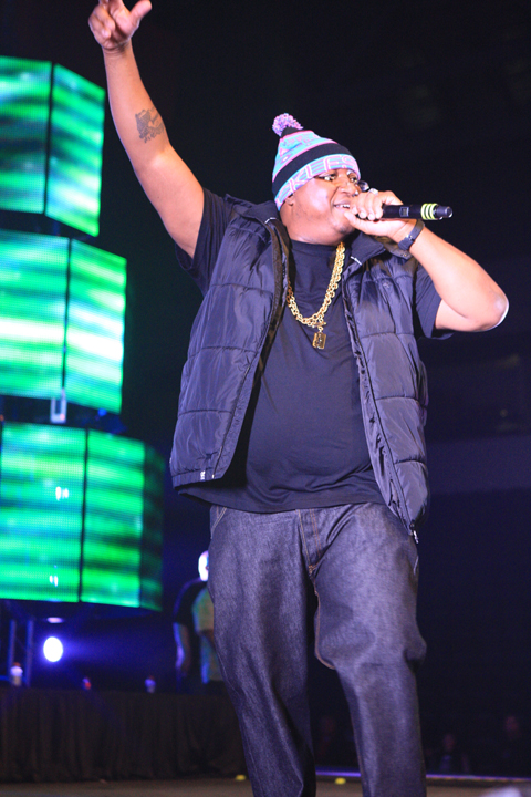 E-40 Live At The Gift Of Rap 2012