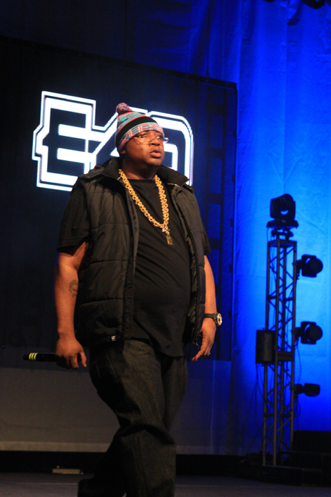 Gift Of Rap Featuring E-40