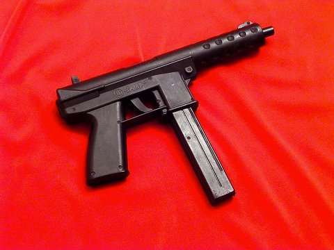 Tec-9 Assault Pistol