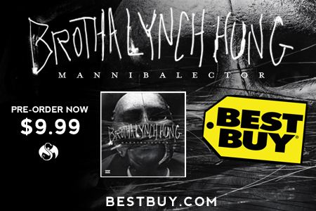 "Pre-Order 'Mannibalector"" Now At Best Buy!"