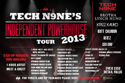 Independent Powerhouse Tour