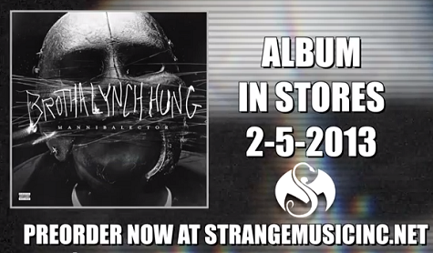 "Brotha Lynch Hung ""Stabbed"" Featuring Tech N9ne And Hopsin"