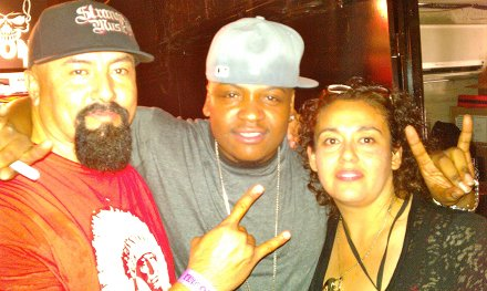 Stevie Stone And Street Team