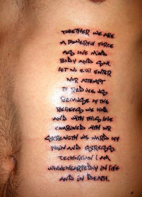 Tech Fan Tatt - Pledge