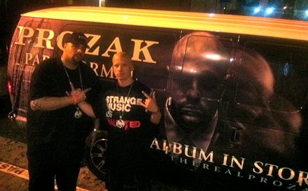 Prozak And Street Team