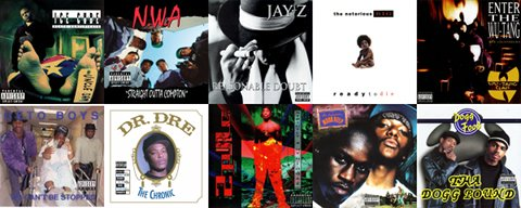 10 Most Street Albums Ever