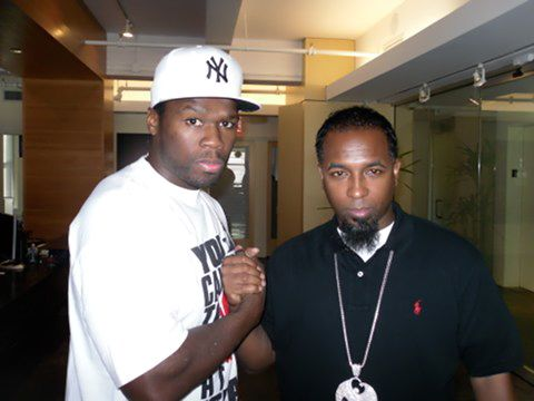 50 Cent and Tech N9ne