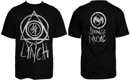 Brotha Lynch Hung - Black Geometrics T-Shirt