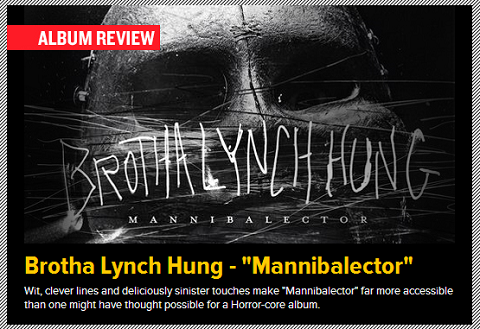 "HipHopDX Reviews ""Mannibalector"""