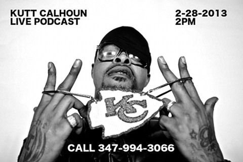 Kutt Calhoun Podcast