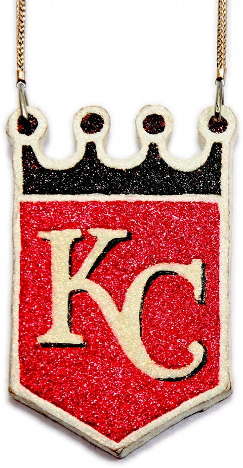 Red KC Royals Chain