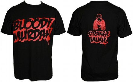 Rittz - Black Bloody Murdah T-Shirt