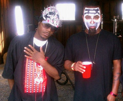 Brotha Lynch Hung and Tech N9ne