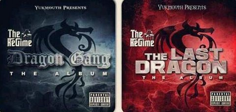 The Regime - Dragon Gang Double Album