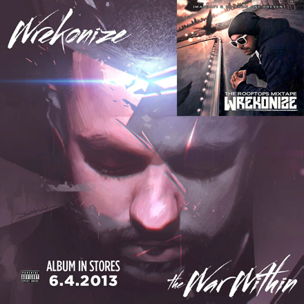 The War Within & Rooftops Mixtape