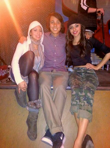 Elizabeth Suwandi, Sean Malto and Heather Fay