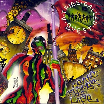 A Tribe Called Quest - Beats Rhymes and Life
