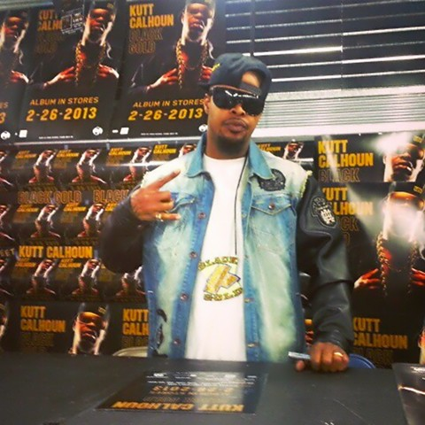 Kutt Calhoun - Black Gold - 7th Heaven In Store