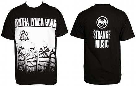 Brotha Lynch Hung - Black Bodies T-Shirt
