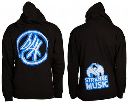 Brotha Lynch Hung - Black Logo Hoodie