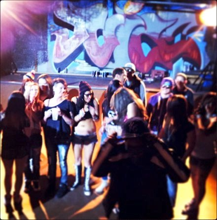 CES Cru - Juice Video Shoot