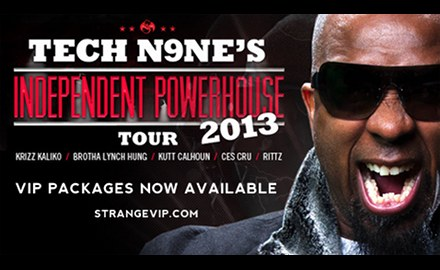 UPDATE – Independent Powerhouse Tour 2013 VIP Packages Going Fast!!!