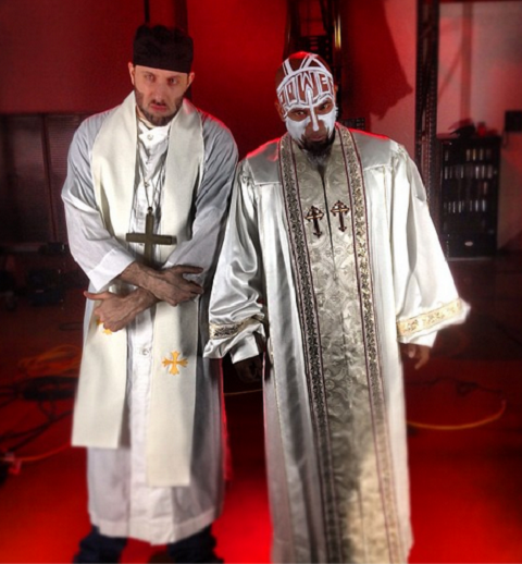 R.A. The Rugged Man 'Hallelujah' Featuring Tech N9ne And Krizz Kaliko