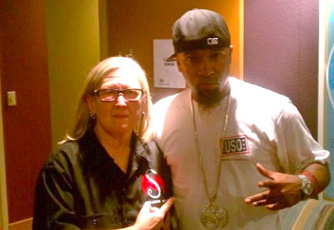 Violet Brown and Tech N9ne