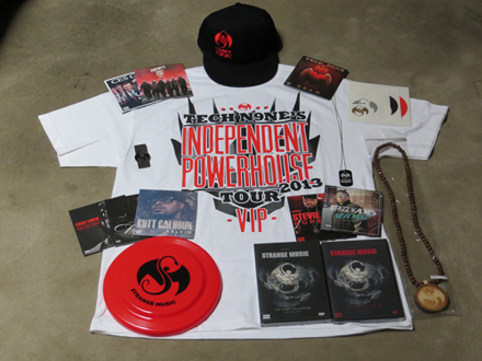 Independent Powerhouse 2013 VIP Package