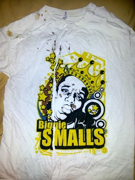 Catlin's Biggie Smalls T-Shirt