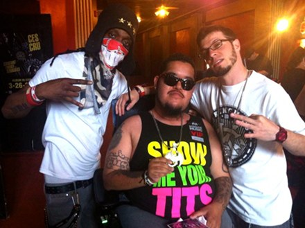 CES Cru and Fan