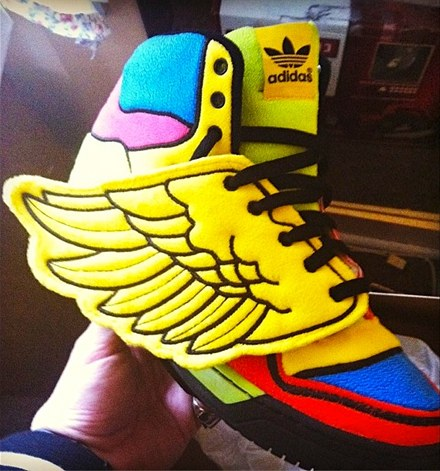 Adidas Originals -  Jeremy Scott Wings